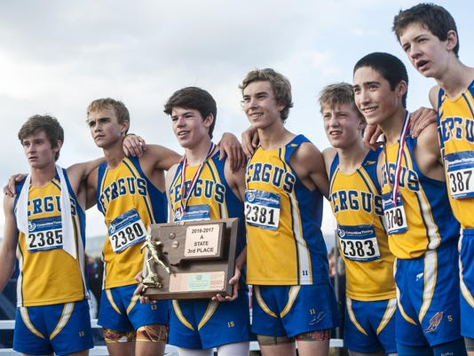 MHSA State Cross Country Championships