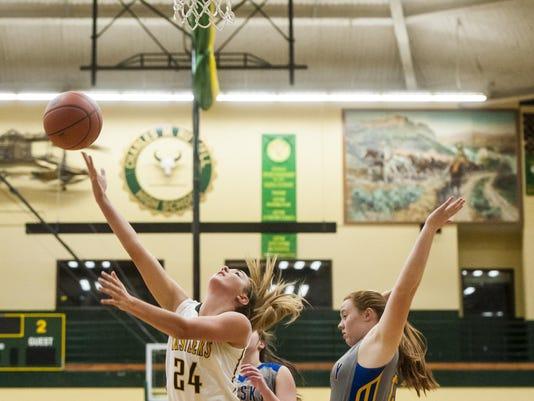 Girls Basketball CMR v Big Sky