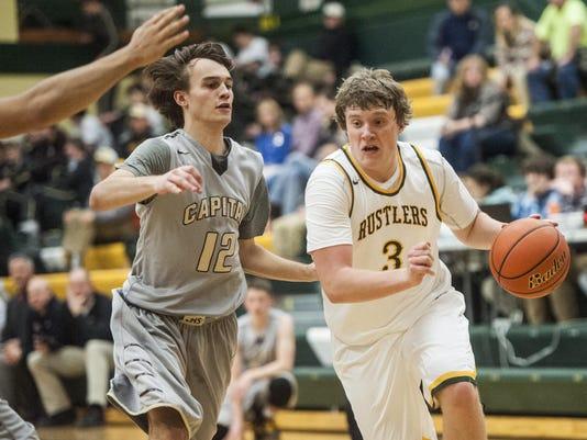 CMR Basketball