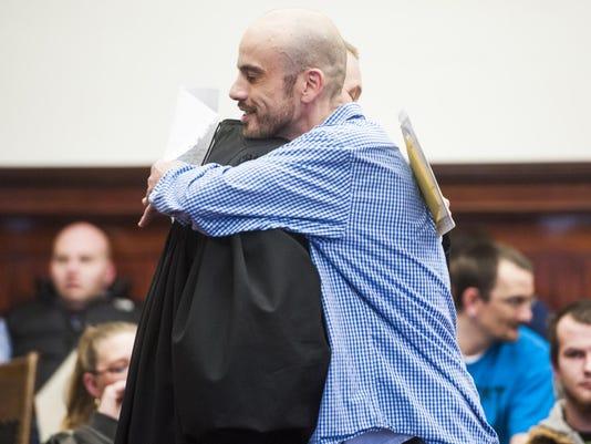 Addiction Court Graduation