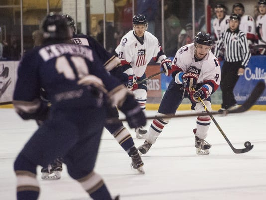 Great Falls v Yellowstone Hockey