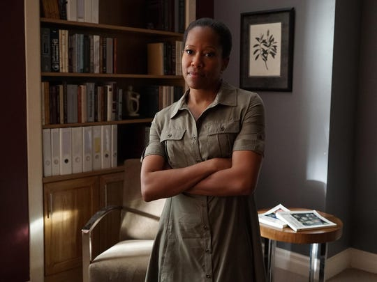 """""""American Crime"""" star and Emmy winner Regina King played"""