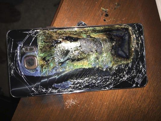 TEC--Samsung-Note 8 Phone