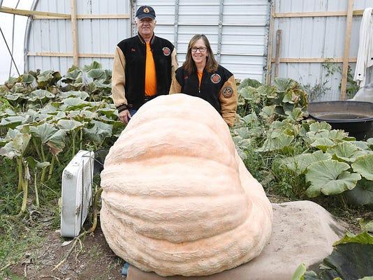 FON giant pumpkinLEAD