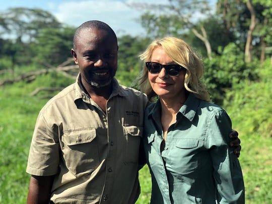 Uganda American Freed