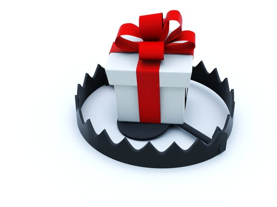 'Tis the season for gift card scams: Be on the lookout for these potential schemes