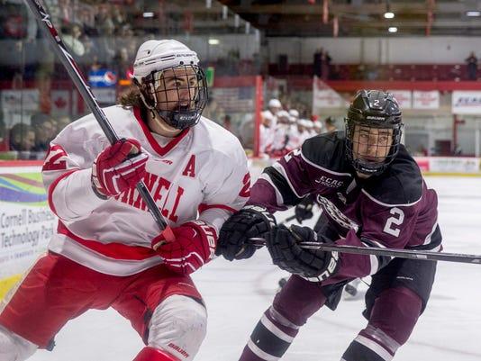 Cornell Mens Hockey vs Union