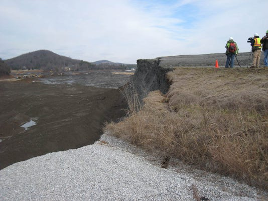 Obama's environmental chief would review coal ash risk