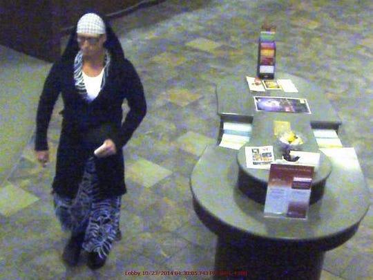 Bank Robbery Zebra Dress