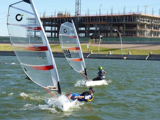 tr tempe sailing