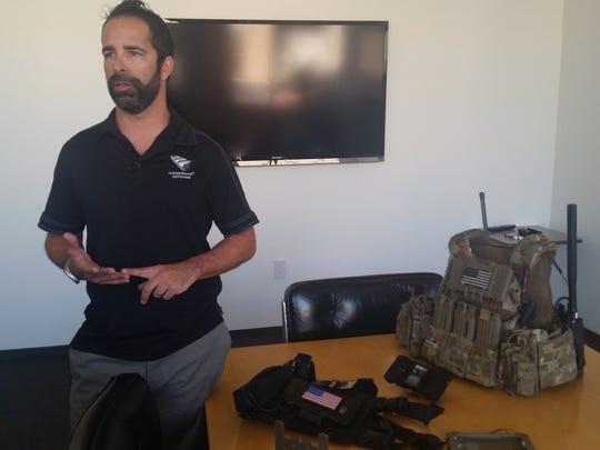 Chris Stalzer, principal at Scottsdale-based Juggernaut
