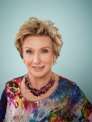 Actress Cloris Leachman