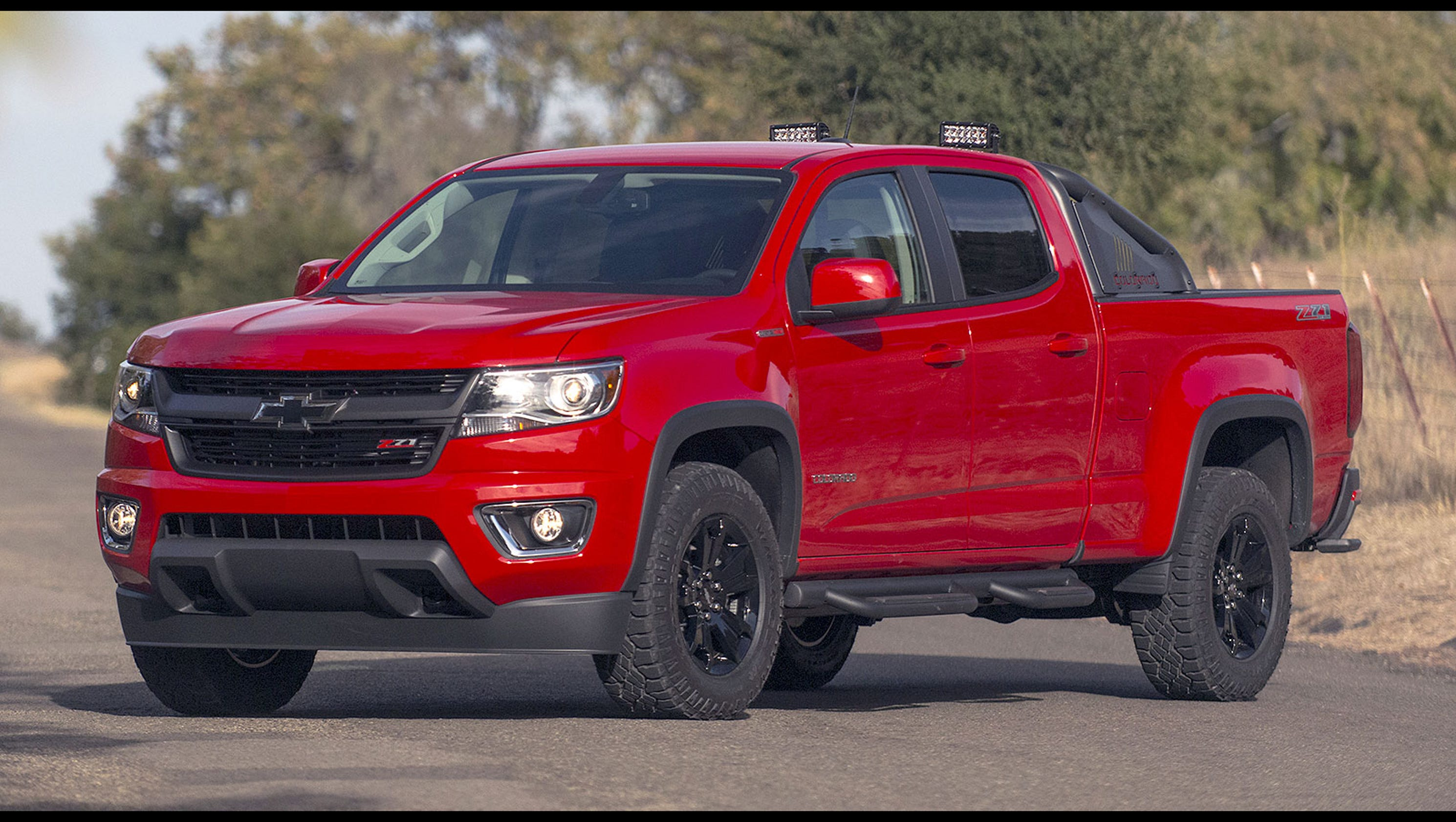 drives wardsauto canyon test gmc chevrolet coloradogmc colorado