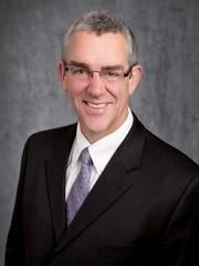 Bob Mundt, president and CEO of the Fox Cities Chamber