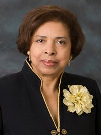 E. Faye Williams  is National President/CEO of the National Congress of Black Women.