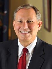 Pennsylvania Sen. John Eichelberger, R-Hollidaysburg.
