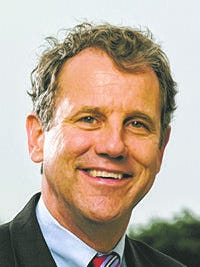 Sen. Sherrod Brown, D-Ohio.