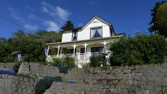 """The private home in Astoria known as """"Mikey's House"""" in the cult-classic The Goonies has attracted thousands of fans since the film was released in 1985."""