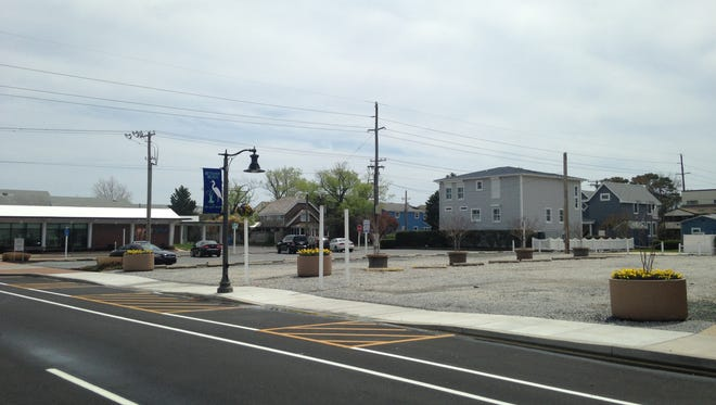 Bethany Beach officials have entered into a contingency agreement to purchase Garfield Parkway property it has previously leased for parking. The town currently uses land for 32 parking spots after the Streetscape project took away 30 spaces.