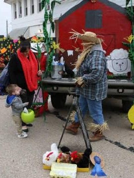 From a past Halloween event in Mount Pulaski. Trick or Treating in 2020 will run from 5 to 8 p.m. Saturday, Oct. 31 in the city of Mount Pulaski.