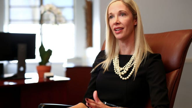 """Good Samaritan CEO Tara McCoy says the best business advice she's received is: """"Be yourself, and do what works best for you to become successful. Don't try to emulate someone else and what works for them."""""""