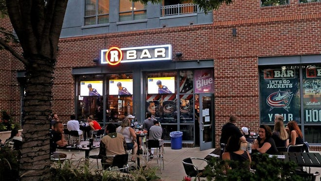 R Bar in the Arena District