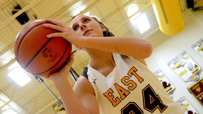 Zeeland East's Maddie Schuur has worked on her shooting the entire offseason.