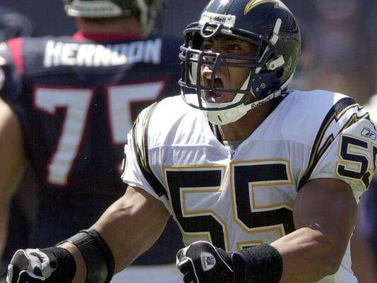 competitive price ed759 f6b19 Seau memories cherished as Hall of Fame announcement nears