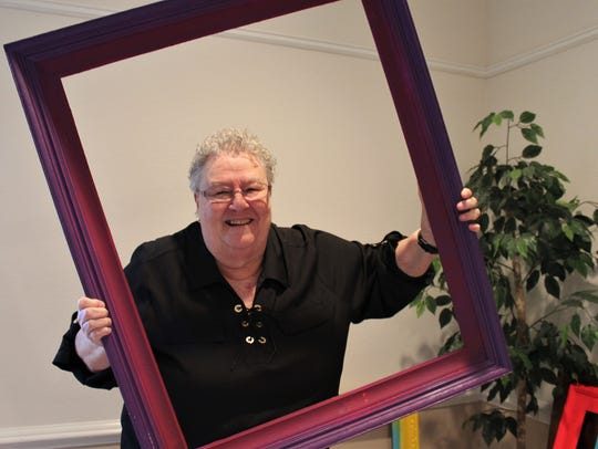 Margaret Warn-Walker retired as pastor of Metropolitan Exodus Community Church in June, when she playfully posed in a purple frame at a retirement reception in her honor at the church.