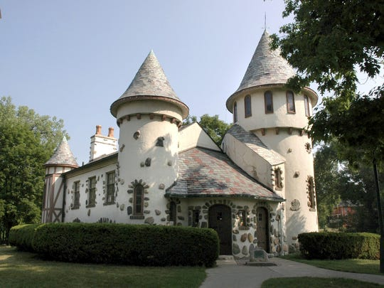 Curwood Castle in Owosso.