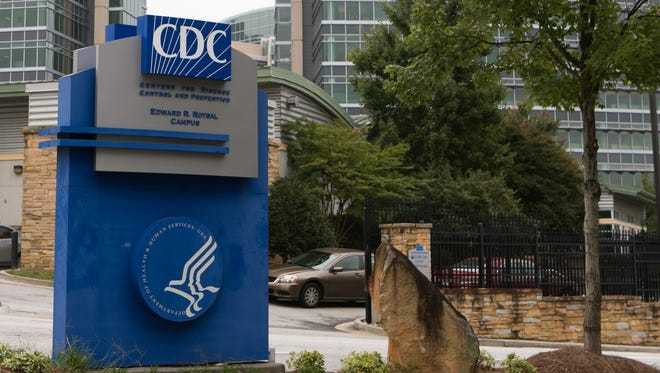 The Centers for Disease Control and Prevention shown in a 2014 file photo.