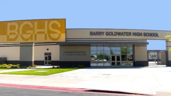 Barry Goldwater High School, Deer Valley Unified School District