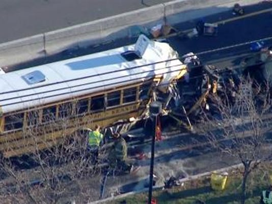 MIDDLETOWN BUS ACCIDENT