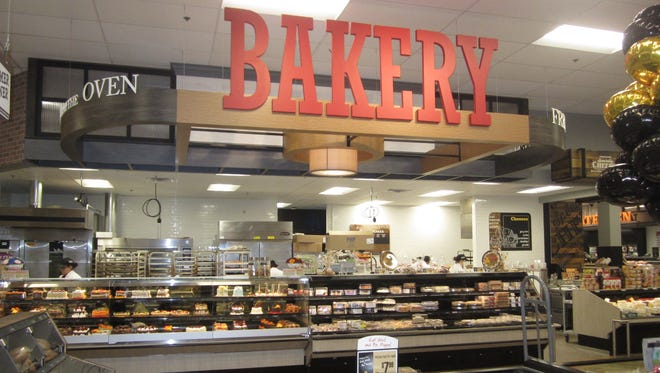 ShopRite Supermarkets has completed the renovation of ShopRite of Spotswood on Summerhill Road. Pictured is the new bakery, which includes specialty cakes, store-made doughnuts and artisan bread.