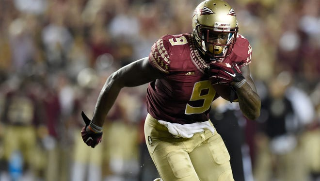 Florida State's Karlos Williams was named in a drug deal robbery case.