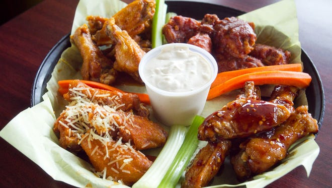 The third annual Michigan Chicken Wing Festival runs from Friday, Sept. 1 through Sunday, Sept. 3 in downtown Lansing.