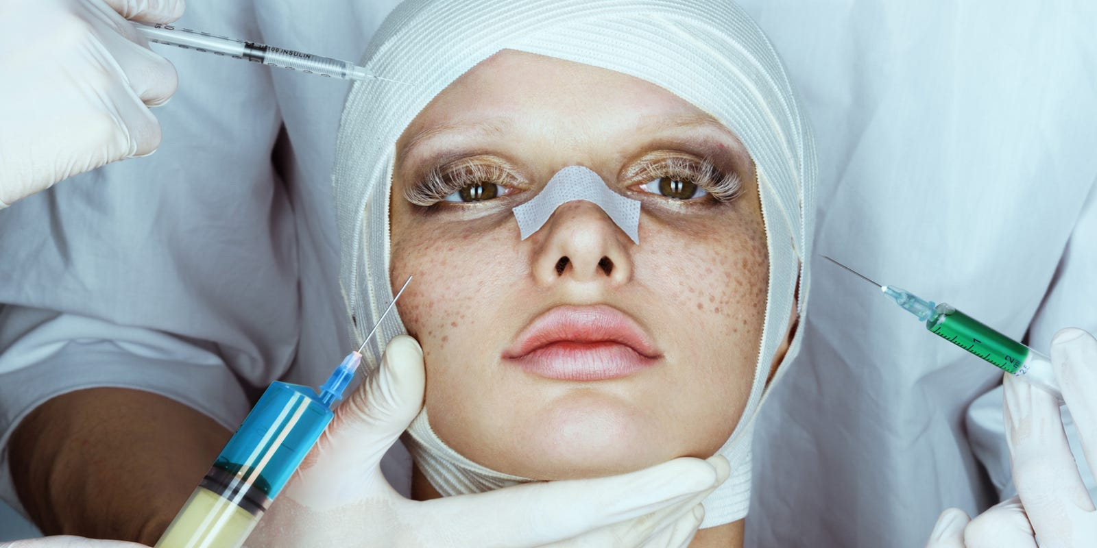 Americans are spending more than ever on plastic surgery