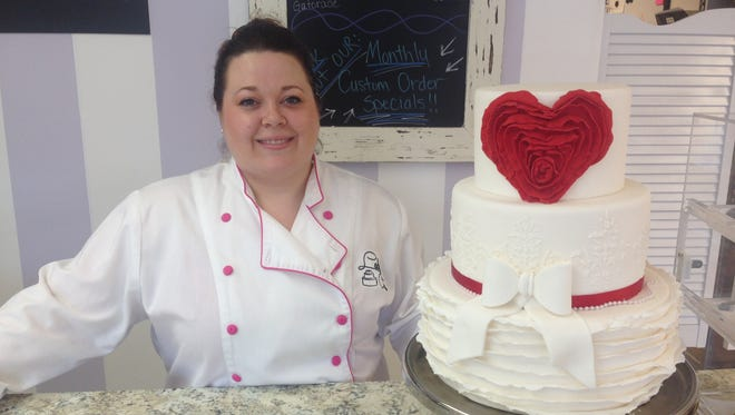This week's In The Kitchen focuses on Bess Charles of LadyCakes in Cape Coral.