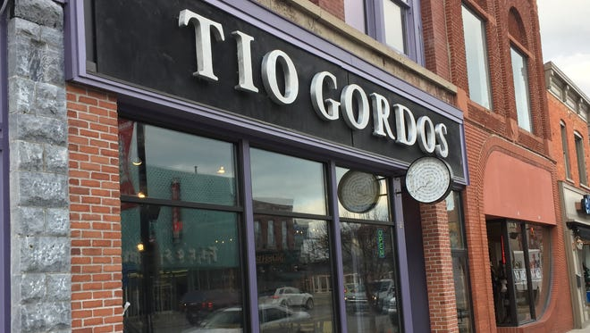 In a soft opening Thursday, about 70 customers sampled the cuisine at Tio Gordos Cocina, 321 Huron Ave., Port Huron.