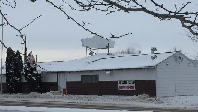 The Westside Vets Club, which closed in 2014, reopened as the Alumni Club at 601 3rd Ave. N.W.