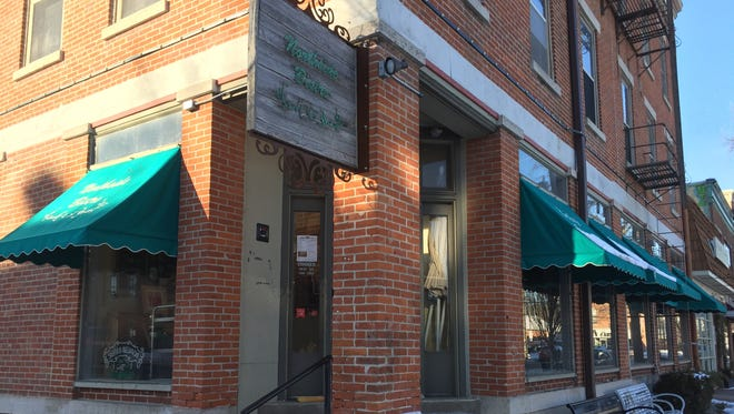 Northside Bistro, seen at the northwest corner of Linn and Market streets on Friday, Jan. 5, 2018, has closed almost three years after it opened in March 2015.