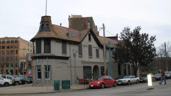 A former Historic Third Ward tavern would be restored under a new proposal.