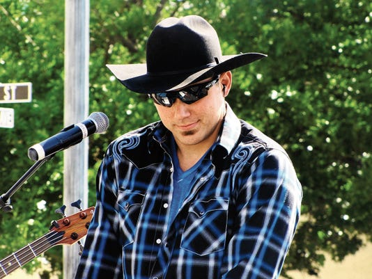 Vince Alten is one of several live entertainment acts taking the stage for the evening.