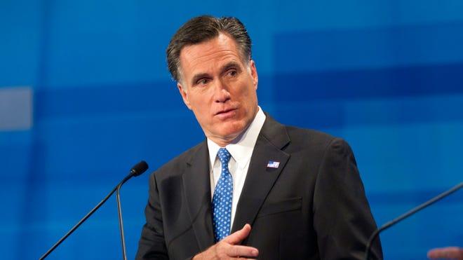 Mitt Romney signed Massachusetts' health care law in 2006.
