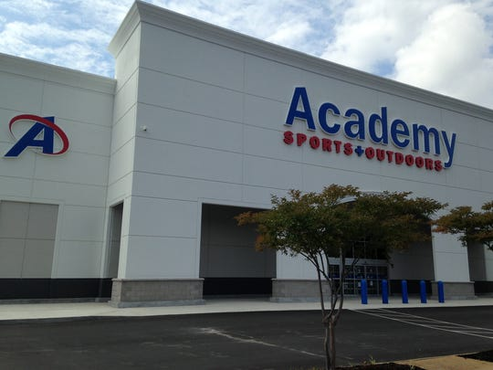 This is a file photo of an Academy Sports + Outdoors