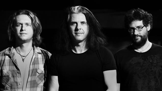 The Alex Skolnick Trio plays the Saint in Asbury Park on Wednesday night.