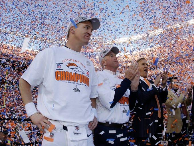 Denver Broncos quarterback Peyton Manning 1a97386bc