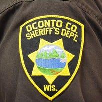 Oconto County Sheriff incidents May 22-30