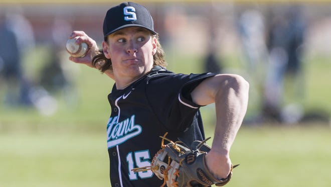 Sultana High School's Finn Wall will participate in the Area Code Games in Georgia this weekend. The annual showcase gives high school baseball players a chance to play in front of MLB scouts and college coaches.