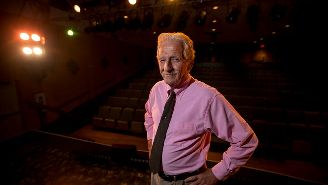 In his position as executive director of the Cultural Park Theatre Company, Michael Moran has happily championed the growth of the arts in the community.